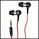UWaterT3 Dynamic Waterproof Earphones