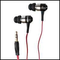 UwaterT3 Waterproof Dynamic Earphones