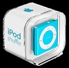 Waterproof Ipod Shuffle MP3 Player & Swim Short Earphones