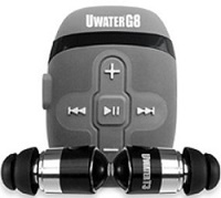 UwaterG8  100% Waterproof Action MP3 IPOD Player & Swim Earbuds