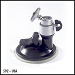 Triple-Axis Wall (Suction) Mount